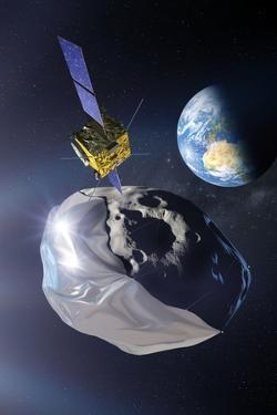 Asteroid Deflection Mission