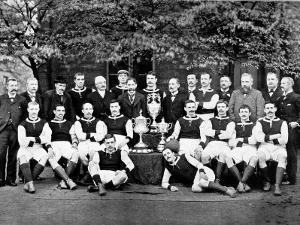 Aston Villa Football Club, 1896
