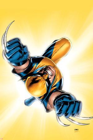 Astonishing X-Men No.3 Cover: Wolverine