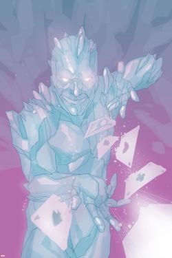 Astonishing X-Men No. 56: Iceman