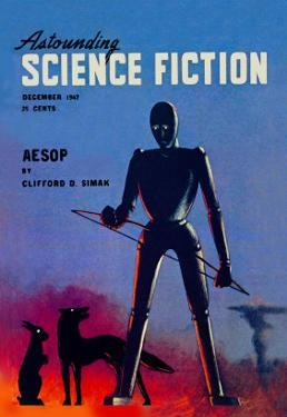 Astounding Science Fiction, December 1947