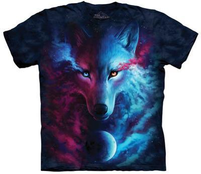 Astral Dreamtime Wolf