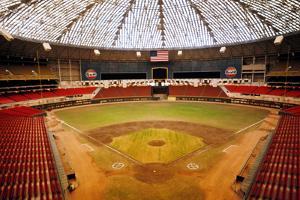 Astrodome Stadium