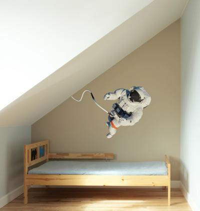 Astronaut Wall Decal