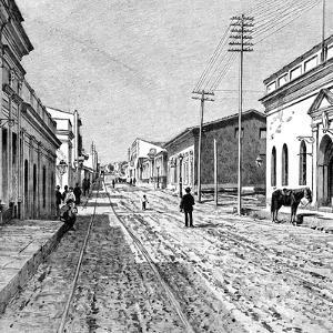 Asuncion, Paraguay, 1895