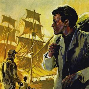 At 17, Conrad Obtained a Job as an Apprentice on a Ship