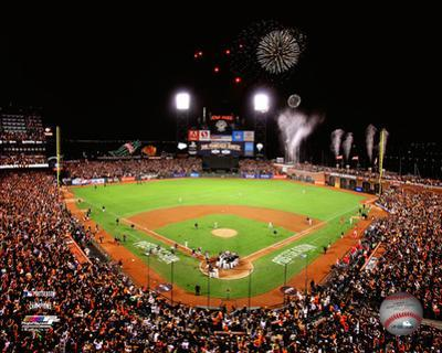 AT&T Park Game 5 of the 2014 National League Championship Series