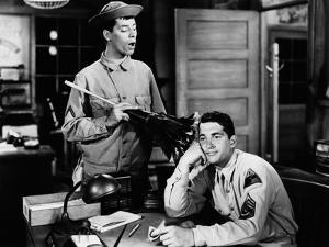 At War With The Army, Jerry Lewis, Dean Martin, 1950