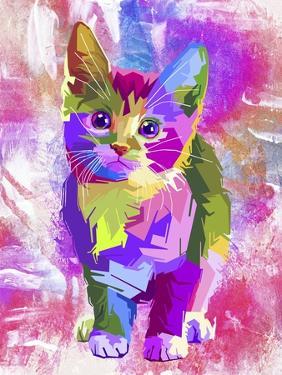Digital Kitten by Ata Alishahi