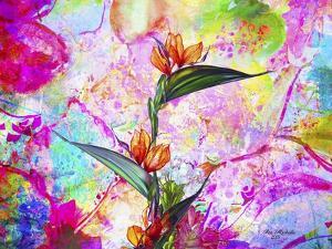 Garden Of Flowers M8A by Ata Alishahi