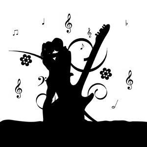 Love And Music by Ata Alishahi