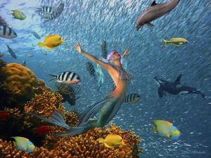 Mermaid Time by Ata Alishahi