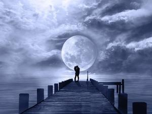 Moon Love by Ata Alishahi