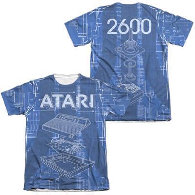 Atari- Game Machine (Front/Back)