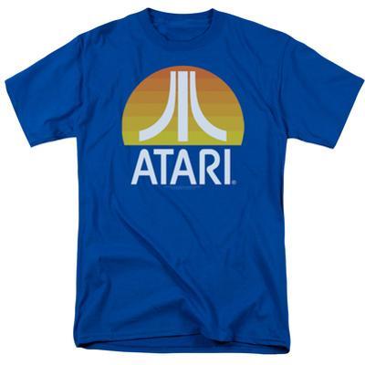 Atari- Sunrise Logo