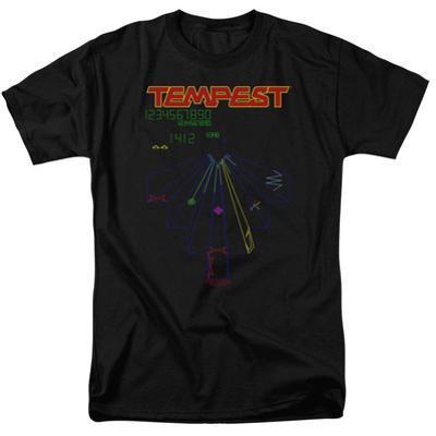 Atari: Tempest- Battle Screen