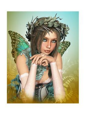 Butterfly Girl by Atelier Sommerland