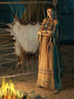 Cheyenne Lady by Atelier Sommerland