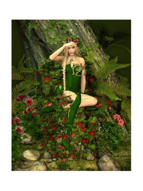 Deep Forest Fae by Atelier Sommerland