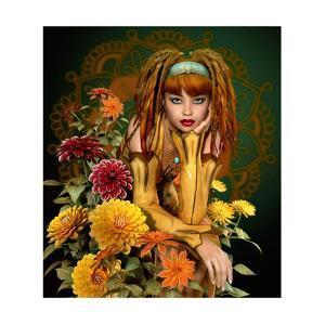 Golden Fall by Atelier Sommerland