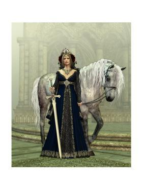 Lady Of The Castle by Atelier Sommerland