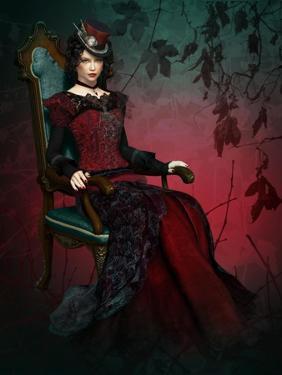 Lady Vlada Portrait by Atelier Sommerland