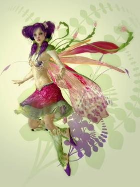 Purple Pixie by Atelier Sommerland