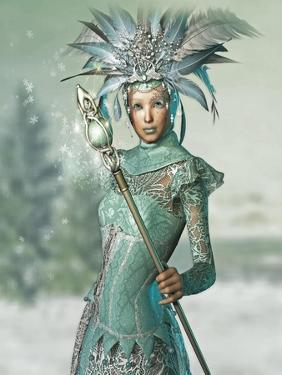 Snow Queen by Atelier Sommerland