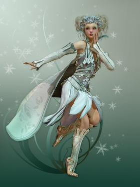 Snowflake Pixie by Atelier Sommerland
