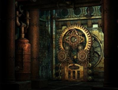 Steampunk Wheelwork by Atelier Sommerland