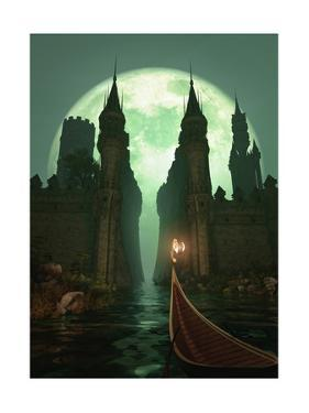 The Moon by Atelier Sommerland