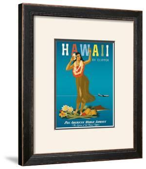 Hawaii by Clipper by Atherton