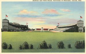 Athletic Field, University of Nebraska