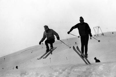 Athletic Skiers