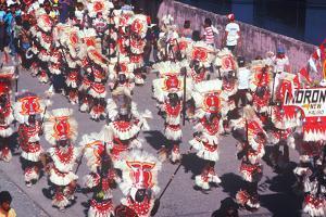 Ati-Atihan Festival, Kalibo, Aklan Island, Visayas, Philippines