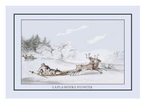 Laplanders Hunter by Atkinson