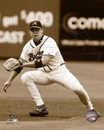 Atlanta Braves - Chipper Jones Photo