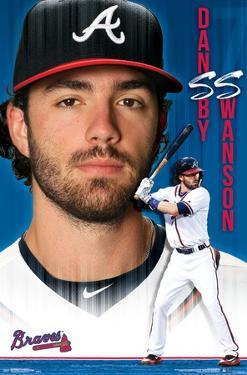 Atlanta Braves - D Swanson 17