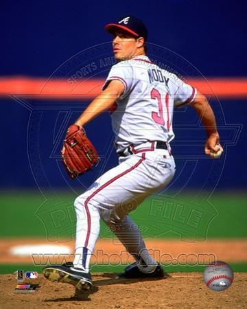 Atlanta Braves - Greg Maddux Photo