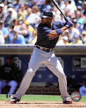 Atlanta Braves - Jason Heyward 2011 Action