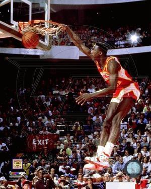 Atlanta Hawks - Dominique Wilkins Photo
