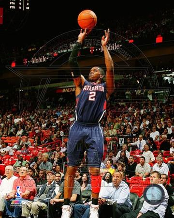 Atlanta Hawks - Joe Johnson Photo