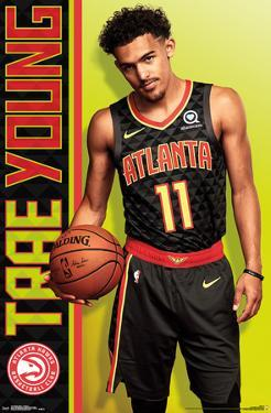 ATLANTA HAWKS - T YOUNG 18