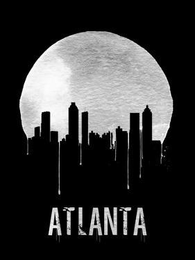 Atlanta Skyline Black