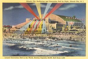 Atlantic City Auditorium