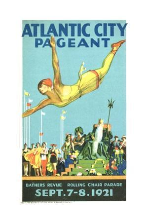 Atlantic City Pageant Poster
