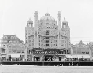 Atlantic City's Marlborough-Blenheim Hotel, ca. 1908