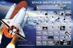Atlantis - Shuttle Missions