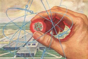 Atom in Hand