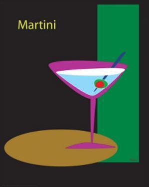 Martini in Black by ATOM